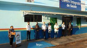 Inaugurado o Centro Integrado de Saúde de Perdizes