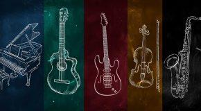 Escola de Música em Araxá abre inscrições para cursos gratuitos de instrumentos