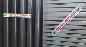 Dois locais interditados e excursão de turistas notificada em Araxá pela fiscalização contra Covid-19