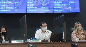 Câmara Municipal aprova inclusão de novos profissionais em abono para o combate à pandemia