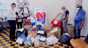 Campanha do Agasalho da Ouvidoria Municipal e Ouvidoria da Saúde arrecada mais de 600 peças em Araxá