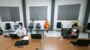 Profissionais de saúde recebem curso de capacitação para atendimento Covid-19