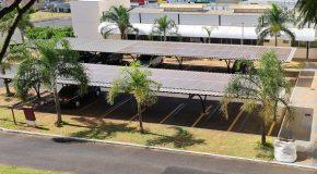 Câmara Municipal de Araxá instala sistema de energia fotovoltaica