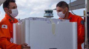 Governo de Minas distribui vacinas contra a covid-19 para as Unidades Regionais