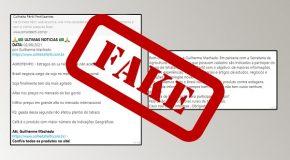 Prefeitura de Araxá emite mais um alerta de Fake News em redes sociais