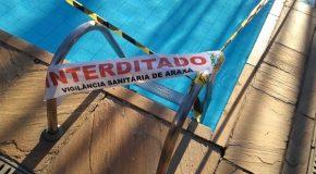Fiscalização contra a Covid interdita bares e piscinas de hotéis em Araxá