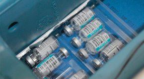 Araxá recebe doses da AstraZeneca para comorbidades 45+ e portadores de deficiência permanente 18+