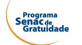 Programa Senac de Gratuidade oferece qualificação profissional sem custo a toda a população