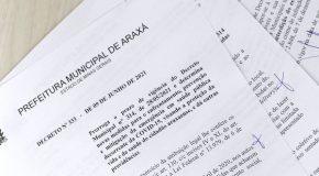 Novo decreto prorroga medidas de restrições por mais 10 dias em Araxá
