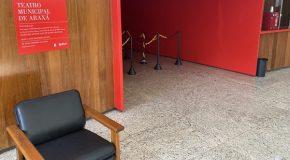Teatro Municipal de Araxá oferta agendamento para produções artísticas