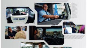 Sest/Senat Araxá participa da mobilização nacional do dia do Motorista
