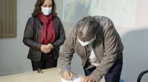 Tapira e Sacramento firmam parceria para construção de ponte na zona rural
