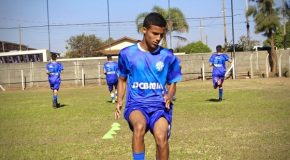 Equipe do Dínamo, de Araxá, disputará o Campeonato Mineiro Sub-17