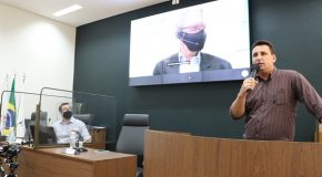 Câmara Municipal de Araxá oficia MPF para solução do Jardim Esplêndido