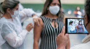 Prossegue a vacinação contra a Covid-19 nesta sexta em Araxá