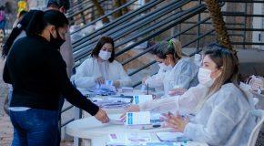 Pessoas com 47 anos serão vacinadas no Sesc Araxá nessa quarta-feira