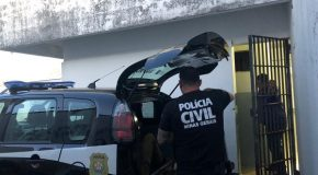 Operação Maria da Penha, em Campos Altos, prende acusado de 58 anos