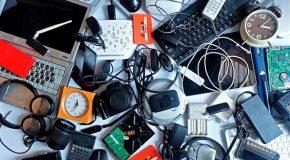 Bambuí realiza campanha para coleta de Lixo Eletrônico