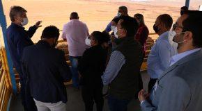 CBMM apresenta parque industrial para Comitiva de Vereadores de Araxá