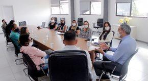 PMA busca soluções para regularizar comunidade de reabilitação