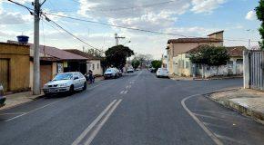 Trânsito fica parcialmente interditado nas ruas do Centro de Araxá no FDS
