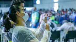 Pessoas a partir de 33 anos já podem se vacinar contra a Covid em Araxá