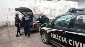 Homem é preso por importunação sexual pela Polícia Civil em Campos Altos
