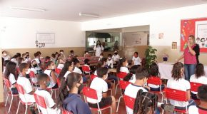 Agosto Lilás: Violência Doméstica é tema de palestras em escolas de Araxá
