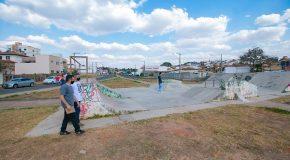 Pistas de skate de Araxá vão receber obras de melhorias