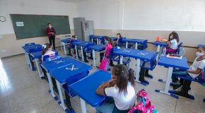 Escolas Municipais de Araxá iniciam segundo semestre com ampliação de aulas presenciais