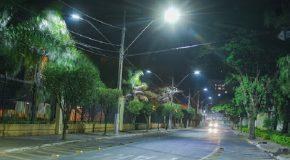 Consórcio garante retorno da manutenção da iluminação pública em Araxá