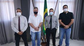 Secretaria de Segurança Pública e Controladoria, em Araxá, têm novos titulares