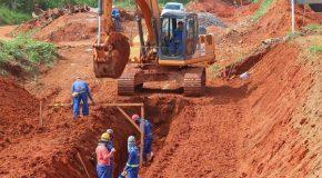 Pacote de obras de infraestrutura urbana, no valor de R$ 5 milhões, assinado em Araxá