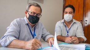 IPDSA assina contrato com empresa que fará revisão de Plano Diretor