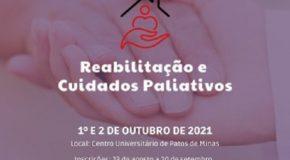 Serviço de Atenção Domiciliar realiza simpósio sobre reabilitação e cuidados paliativos em Patos de Minas