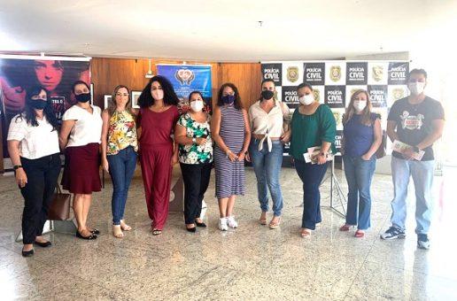 Servidores da Rede de Proteção à Criança e ao Adolescente participam de capacitação em Araxá
