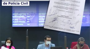 Câmara Municipal solicita elevação de Delegacia de Araxá para Departamento de Polícia Civil