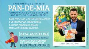 Projeto PAN-DE-MIA busca detalhar processo com crianças