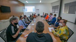 Defesa Civil de Araxá apresenta Plano de Segurança para Desastres Naturais