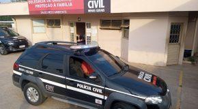 Avô preso em Araxá acusado de estuprar e engravidar a neta de 10 anos