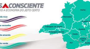 Web-rádio: Taxa de incidência da covid-19 cai 35% em Minas Gerais