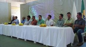 Pratinha realiza primeiro Encontro de Produtores Rurais