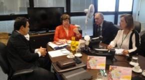 Patos de Minas formaliza pedido à Secretaria de Estado da Educação