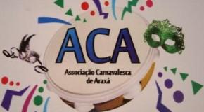 Araxá vai ter desfile de carnaval em 2014
