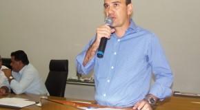 Vereador Fabiano Santos Cunha solicita relatório do Tauá Grande Hotel