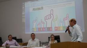 Poder público, entidades e sociedade debatem LDO 2014 em audiência pública na Câmara de Araxá