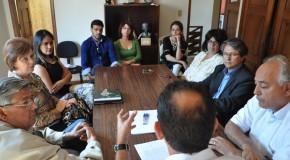 Prefeito de Araxá se reúne com diretorias da Acia e CDL e lojistas do Calçadão