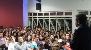 Uniaraxá dá boas vindas para alunos com novidades e melhorias