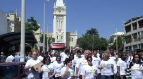 Ato público pelo Voto Consciente movimenta Centro de Araxá