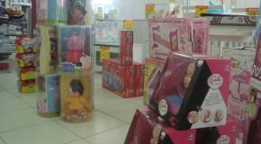 Vendas no comércio de Araxá devem crescer apenas 1,5%, segundo CDL, no Dia das Crianças